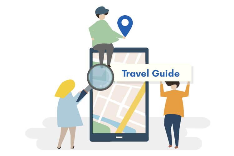 Add Travel Destination Icon